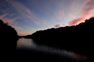 Lake Hammonasset Sunrise